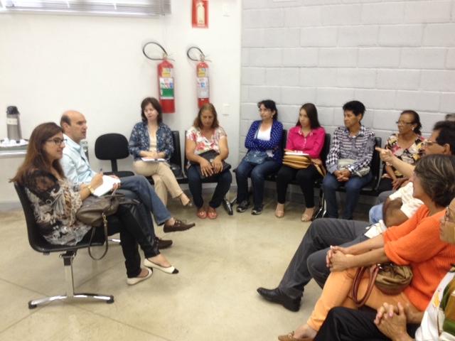 Vereador Fabiano promove reunião de artesãos com a Assessora Municipal de Turismo e Eventos