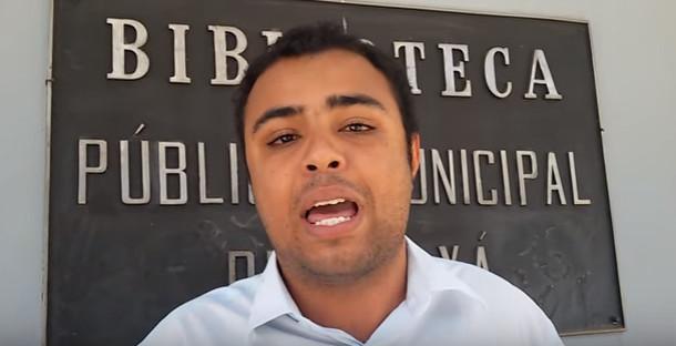 Vereador defende ambulantes em Araxá