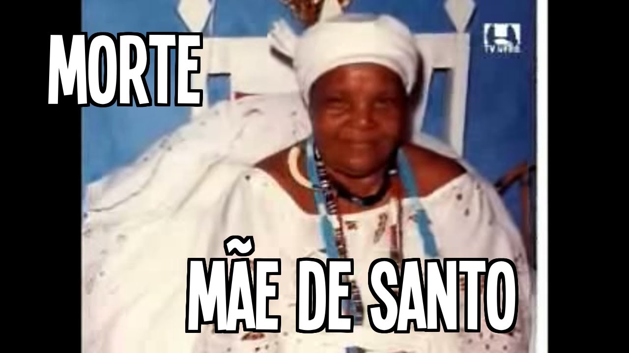 INTOLERÂNCIA RELIGIOSA: MÃE DE SANTO MORTA A TIROS