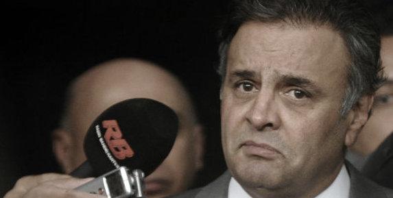 AÉCIO TINHA 3% DE PROPINA DO DINHEIRO ORIUNDO DO NIÓBIO DE ARAXÁ