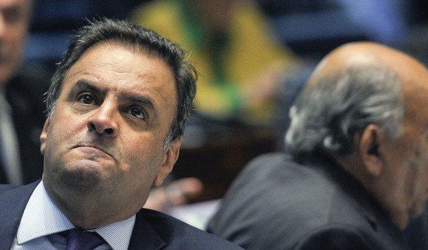 1º LUGAR EM CORRUPÇÃO EM MINAS GERAIS, AÉCIO NEVES PEDE RIGOR CONTRA MANTEGA