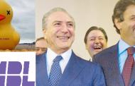 TEMER E AÉCIO: O FIM DA CARNE PODRE ESTRAGADA DO BRASIL