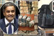 CRIME ORGANIZADO: AS IMAGENS DA PROPINA DE AÉCIO E TEMER