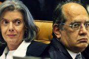 VERGONHA: STF LIVRA VAGABUNDOS CORRUPTOS DA PUNIÇÃO
