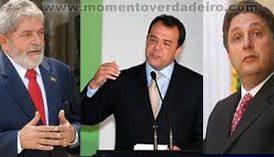 NO RIO, LULA DEFENDE OS EX-GOVERNADORES LADRÕES E CORRUPTOS